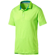 Puma Golf SS 2016 Mens Tailored Tipped DryCELL PWRCOOL Polo Shirt 570479