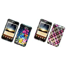 For Samsung Galaxy Note i717 N7000 Design Hard Snap-On Phone Case Cover Skin