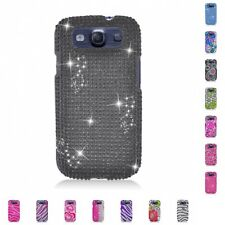 For Samsung Galaxy S3 9300 Case Diamond Bling Luxury Fashion Cute Hard Cover