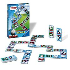 Thomas and his Friends - Children Domino Game 28 Cards - Thomas the little Engin