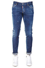 Dsquared Jeans % MADE IN ITALY Man Denim S74LB0131S30342470-