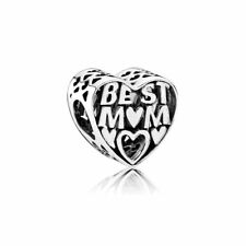 NEW Pandora - Best Mother (Mum) Charm - 791882