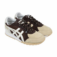 Onitsuka Tiger Colorado Eighty Five Mens Brown Suede Lace Up Sneakers Shoes