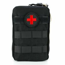 GES Tactical MOLLE EMT Medical First Aid IFAK Utility Pouch with First Aid...