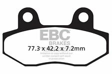 FIT HYOSUNG  Comet GT 250 (Naked) 04 05 EBC FRONT SINTERED BRAKE PADS