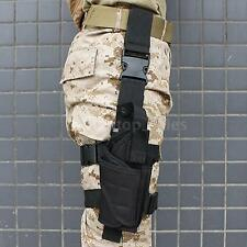 Tactical Pistol Gun Drop Bag Puttee Leg Thigh Holster Pouch Holder Adjustable SL