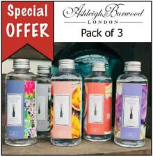 SPECIAL OFFER-PACK OF 3 - ASHLEIGH & BURWOOD DIFFUSER FRAGRANCE OIL REFILL 180ML