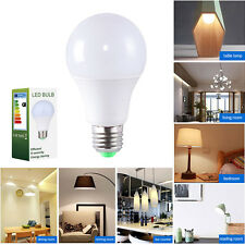 LED Light Bulbs A19 Standard E26/E27 Base Energy Saving LED Light Bulb Indoor