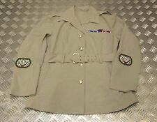 Genuine British Army AGC Female Officers No 6 Dress Uniform Safari Tropical 2PC