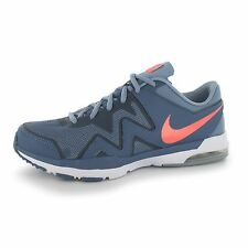 Nike Air Sculpt TR2 Training Shoes Womens Grey/Mango Fitness Trainers Sneakers