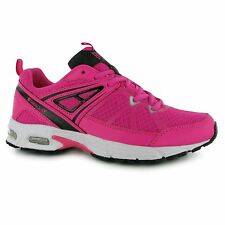 Everlast Run Running Shoes Womens Pink/Black Trainers Sneakers Sports Shoe