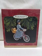 1997 Hallmark Keepsake Ornament Miss Gulch The Wizard Of Oz