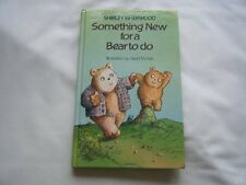 Something New for a Bear to Do,ACCEPTABLE Book