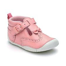 Start-rite Girls May Pink Pre-Walker