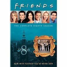 Friends - The Complete Eighth Season (DVD, 2010, 4-Disc Set)
