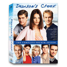Dawsons Creek - The Complete Fourth Season (DVD, 2004, 4-Disc Set) New