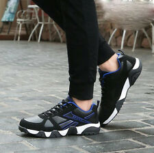 Mens Fashion Running Breathable Shoe Sports Casual Athletic Sneakers Shoes New