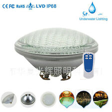 Par56 Recessed RGB Remote Swimming Pool Light 18W 24W 35W 40W Underwater Light