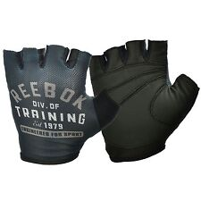 Reebok Mens Div Training Exercise Fitness Breathable & Comfortable Gloves