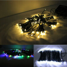 50/100/200 LED Solar PowerLight Garden Outdoor Xmas Party String Fairy Lamp