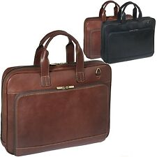 TONY PEROTTI Ladies Mens Briefcase, Bag, Messenger Bag, Laptop Office Bag