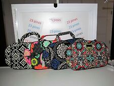 VERA BRADLEY CHOICE OF GRAND COSMETIC TRAVEL HOME SOLD OUT NWT