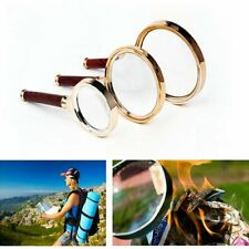 70mm / 90mm Handheld 10X Magnifier Magnifying Glass Loupe Reading Jewelry