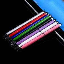 2in1 Capacitive Touch Screen Stylus Ball Point Pen for iPad 2 for iPhone 4 4S HT