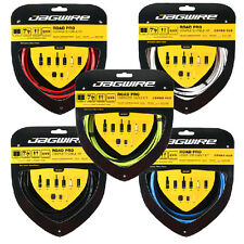 Jagwire Road Pro Complete Cable Kit Brake and Gear Cable Set Various Colours