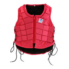 Child Adult Safety Equestrian Horse Riding Vest Protective Body Protector Gear