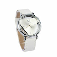 Leather Band Wrist Watch Watches Stainless Steel Alloy Analog Quartz Hot t