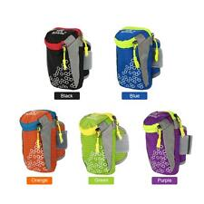 Outdoor Sport Running Phone Arm Bag Wrist Pouch Exercise Gym  Waterproof E1Y7