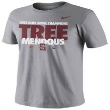 Stanford Cardinal 2013 Nike Rose Bowl Champions t-shirt Nike new Trees Football