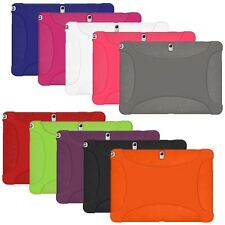 AMER SOFT SILICONE SKIN COVER CASE FOR SAMSUNG GALAXY TabPRO 10.1 Tab Pro