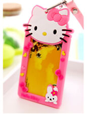 Cute HelloKitty Working Card Holder ID Card Case Travelling Room Card Holder La2