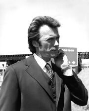 Dirty Harry Clint Eastwood B&W Poster or Photo