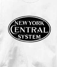 New York Central Lines System Railroad Train T Shirt All Sizes & Colors