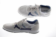 Bikkembergs Shoes Sneaker -60% Leather MADE IN ITALY Man Greys BKE105758- SALE