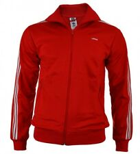 Adidas Beckenbauer Original TT Mens Track Top Jacket Red