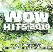 WOW Hits 2010 by Various Artists (CD, Oct-2009, 2 Discs, CMJ)
