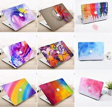 """Rubberized Hard Case Shell Keyboard Cover For Macbook Pro 13/15 Air 11/13"""" RB"""