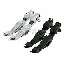 Motorcycle Flame Clutch Brake Levers For Harley Davidson FXDWG Dyna Wide Glide