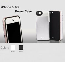 Mugen Power Extended Life Battery Case Pack For Apple iPhone 5 /5S Up To 4200mAh