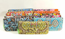 Vera Bradley Knot Just a Clutch Choice of Patterns NWT