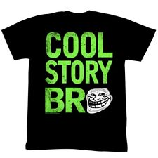 U Mad? You Mad Bro? Meme GIF Trending Highlighter Cool Story Bro Adult T-Shirt