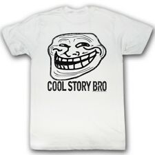 U Mad? You Mad Bro? Meme GIF Trending Distressed Cool Story Bro Adult T-Shirt