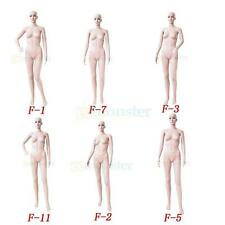 New Realistic Female Mannequin Full Body Manikin Dress Form Display with Base