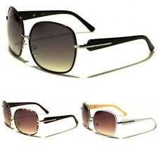 New Romance Womens Ladies Girls Oversized Designer Vintage UV400 Sunglasses OL15