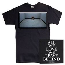 CONVERGE - All We Love We Leave Behind - T SHIRT S-M-L-XL-2XL New - Official