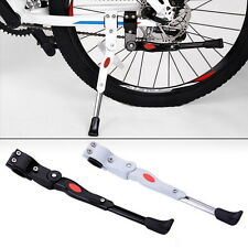 Heavy Duty Adjustable Mountain Bike Bicycle Prop Side Rear Kick Stand GH